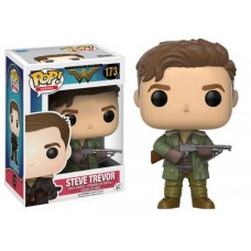 Funko Pop! Heroes 173 Wonder Woman Steve Trevor Pop Vinyl Action Figure FU12542